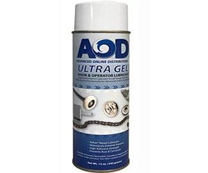 AOD Garage Door & Operator Lubricant Review
