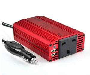 BESTEK 300W Power Inverter DC 12V to 110V AC Car Inverter Review
