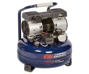 Campbell Hausfeld DC060500 Quiet Air Compressor Review