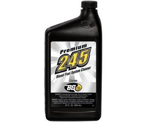 BG 245 Premium Diesel Fuel System Cleaner Review