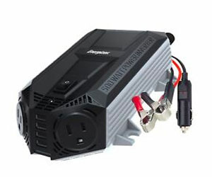 ENERGIZER 500 Watt Power Inverter 12V DC to AC + 4 x 2.4A USB Charging Ports Total 9.6A Review