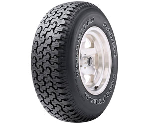 Goodyear Wrangler Radial Tire Review
