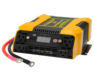 PowerDrive PD1000 1000W Power with Bluetooth Inverter Review