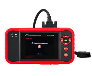 LAUNCH CRP123 Code Creader OBD2 Scanner Review