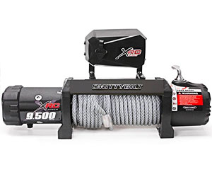Smittybilt 97495 XRC Winch - 9500 lb. Load Capacity Review