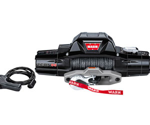 Warn 89305 ZEON 8-S Winch with Synthetic Rope - 8000 lb. Capacity Review