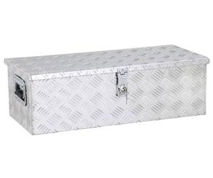 Yaheetech 30 x 13 Aluminum Tool Box w/Lock Pickup Truck Bed Storage Review