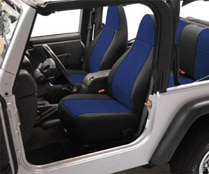 Coverking Custom Fit Seat Cover for Jeep Wrangler Review