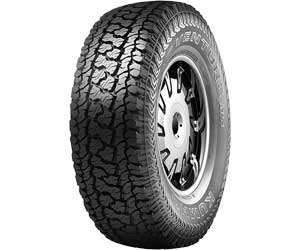 Kumho Road Venture AT51 All-Terrain Radial Tire Review