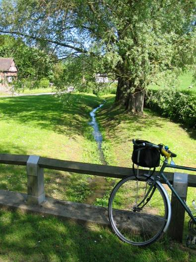 Cycling holidays in Shropshire with Wheely Wonderful Cycling
