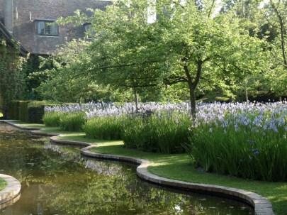 Bryan Ground Arts and Crafts Garden