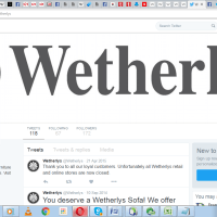Wetherlys Furniture Stores, Factory Shops, Brands and New Owner