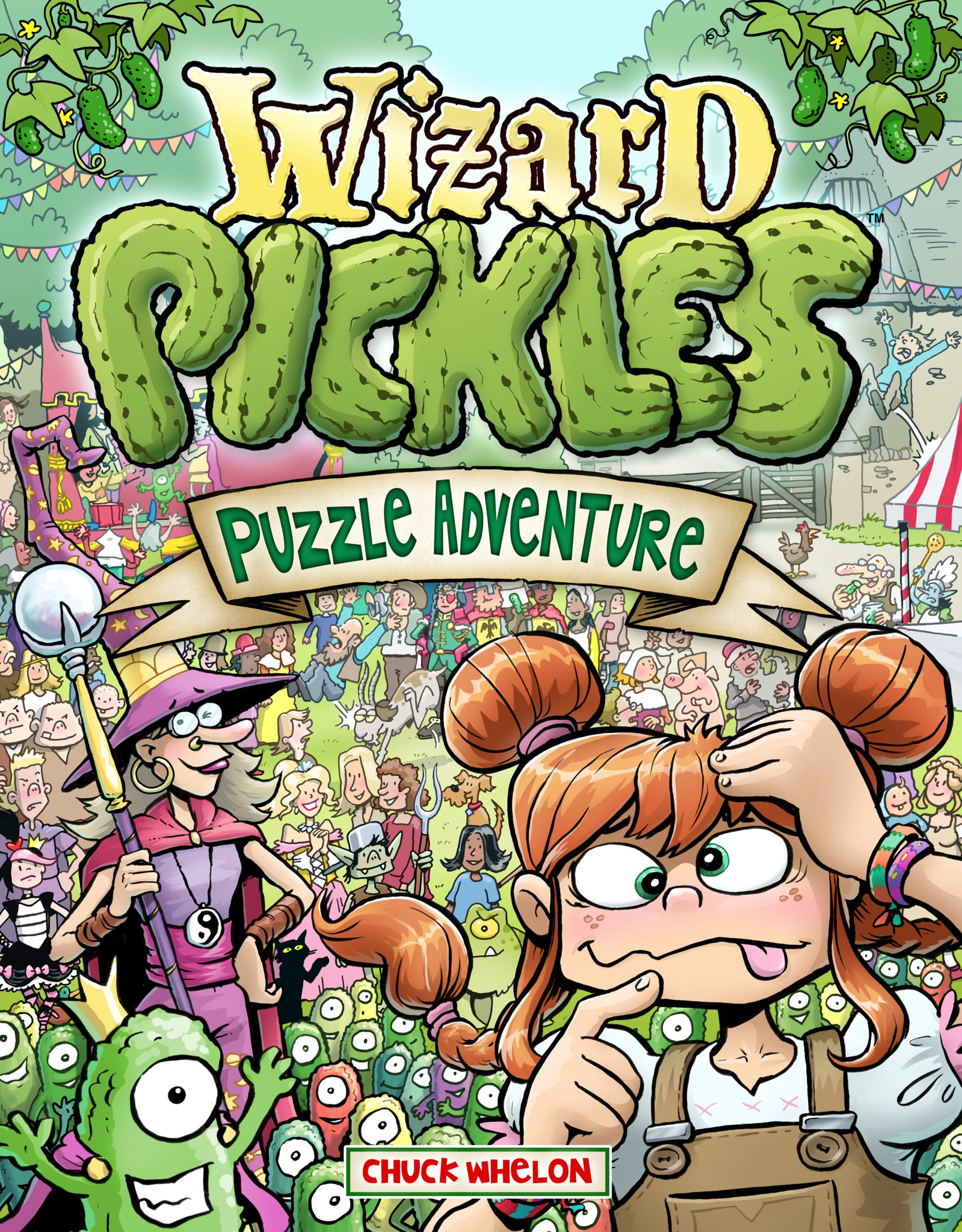 Wizard Pickles Puzzle Adventure