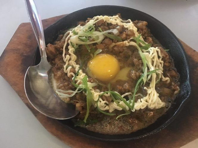 pedro n coi sisig review