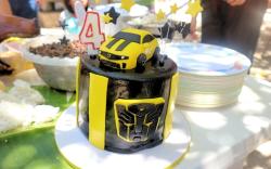 Sans Rival Dumaguete: Custom Cake Review