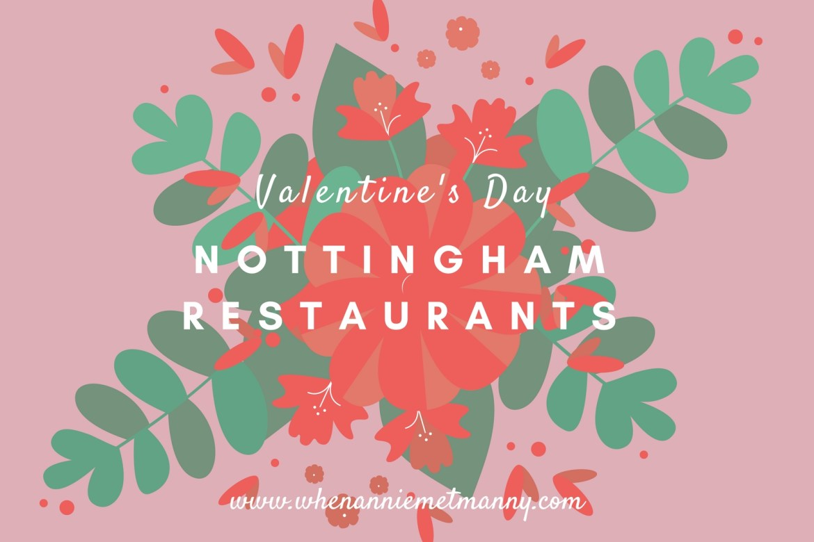 Valentine's day Nottingham Restaurant