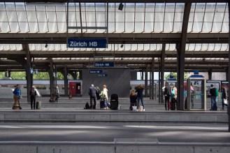 Zurich HBF