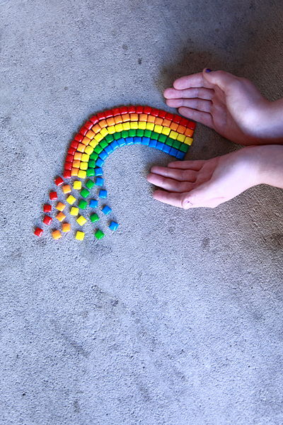 Catching Rainbows