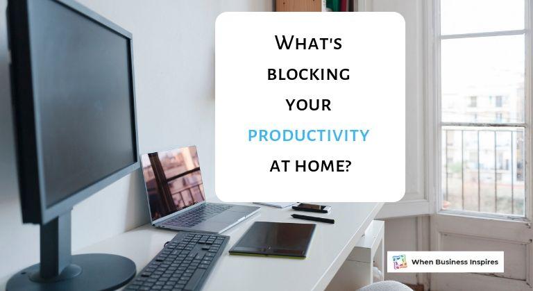 productivity challenges