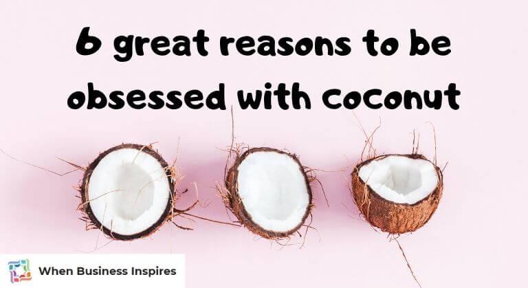 Using coconut