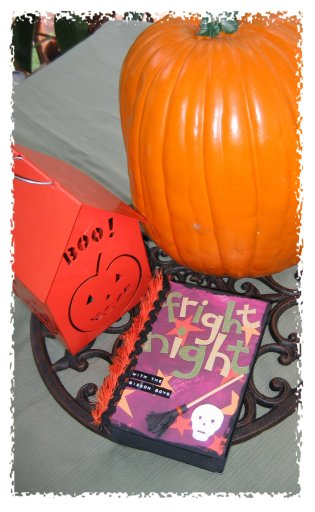 Fright Night Halloween Photo Book 2