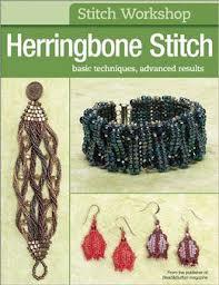 Stitch Workshop: Herringbone Stitch