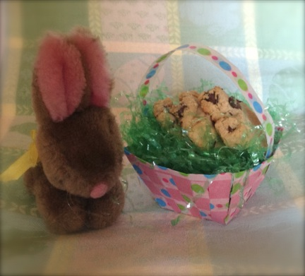 Quick Easter Paper Basket