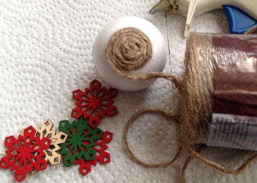 Snowflake Ornament How 1