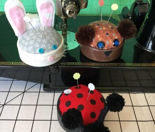pincushion creatures