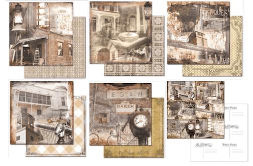 Ken Oliver's HOMETOWN Collection