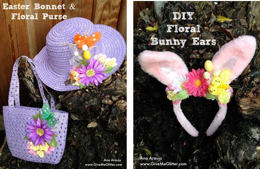 Easter Bonnet & Bunny Ears