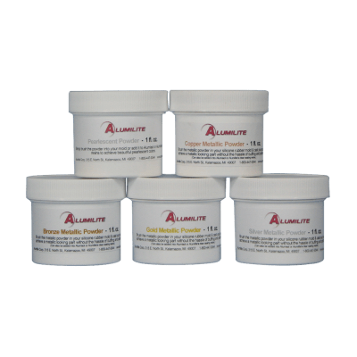alumilite metallic powders