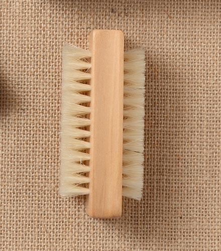 Plaid Block Cleaning Brush