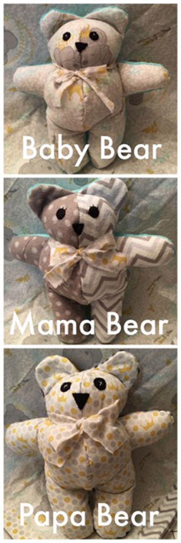 Baby-Mama-Papa-Bear