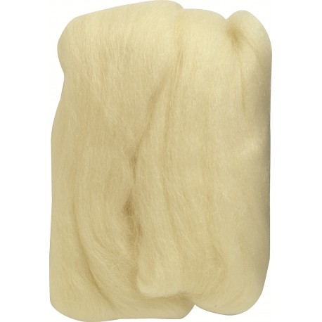 Clover® Natural Wool Roving