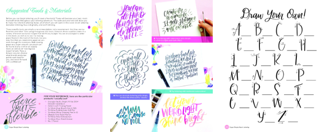 Super Simple Hand Lettering 2-4