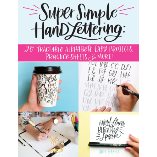 Super Simple Hand Lettering