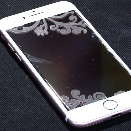 Personalized Glass Screen Protector