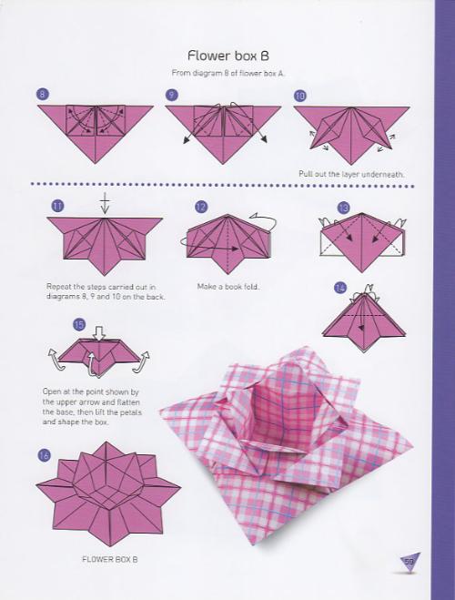 Amazing Origami Boxes When Creativity Knocks