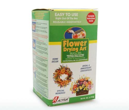 Flower Drying Art Silica Gel