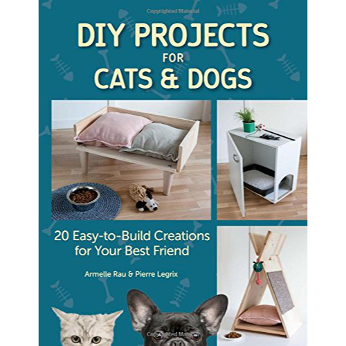 Book Review: DIY Projects for Cats & Dogs