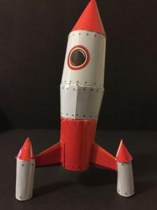 Scott's Rocket