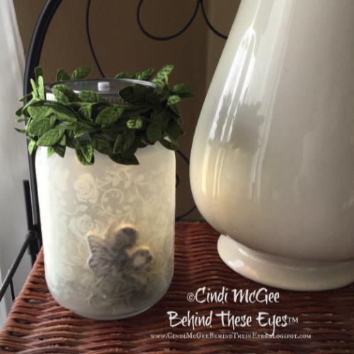 Captured Fairy Jar
