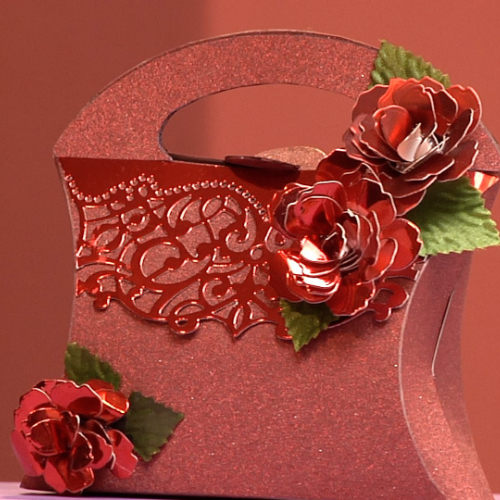 Glamourous Purse Box