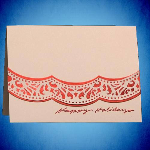 Simply Elegant Card