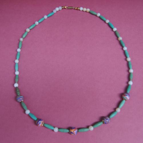 Worlds of Wonder Bead Necklace