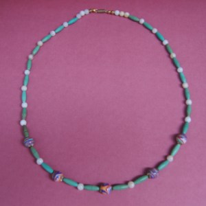 Worlds of Wonder Bead Necklace