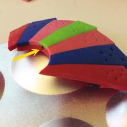 Color Fan Pendant How 8