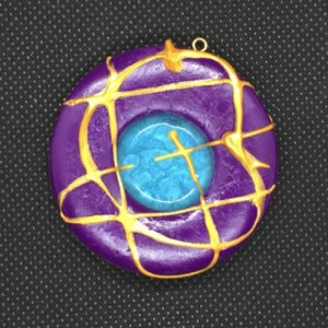Cosmic Pool Pendant