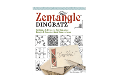 Zentangle Dingbatz Cover